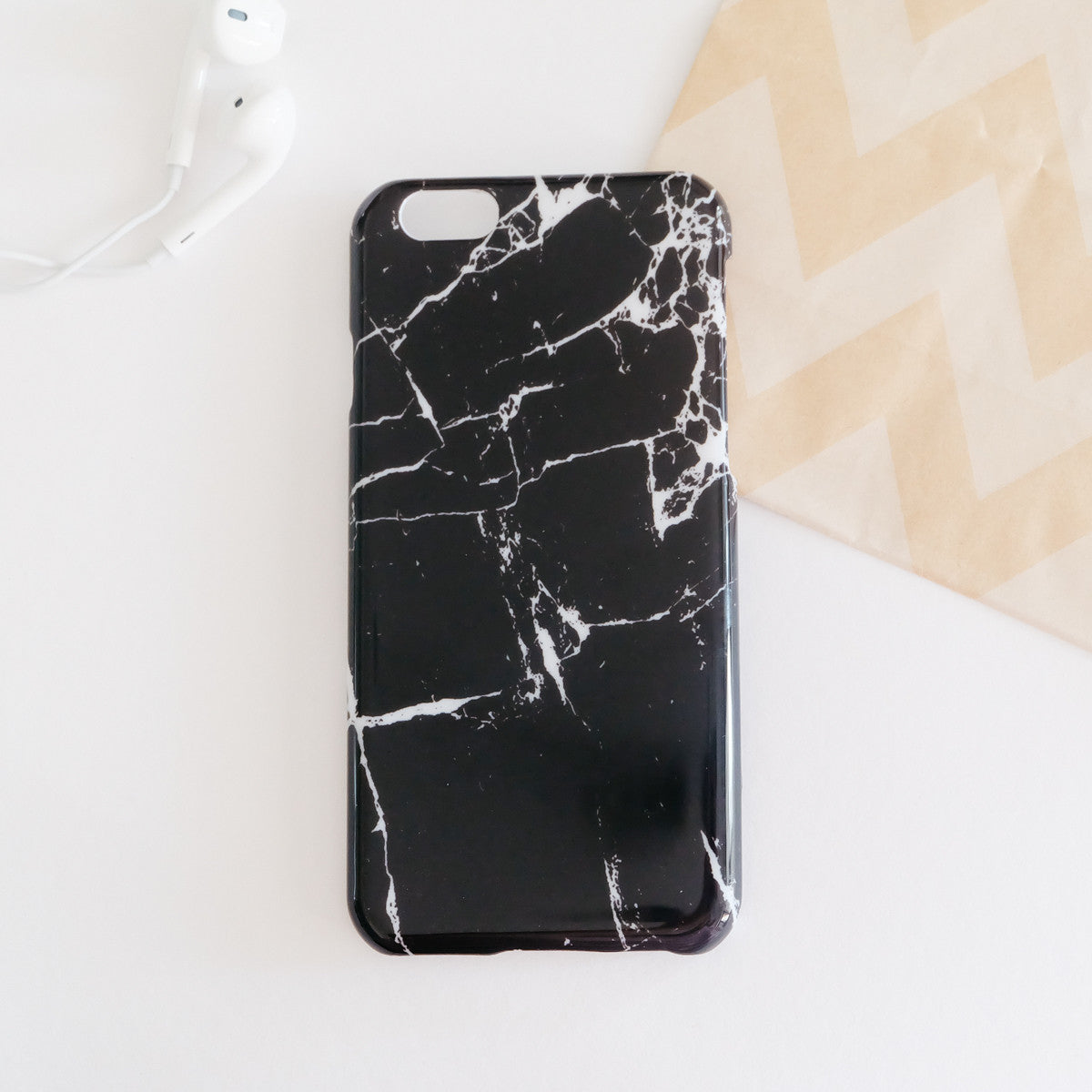 [Restocked] Marble iPhone Case
