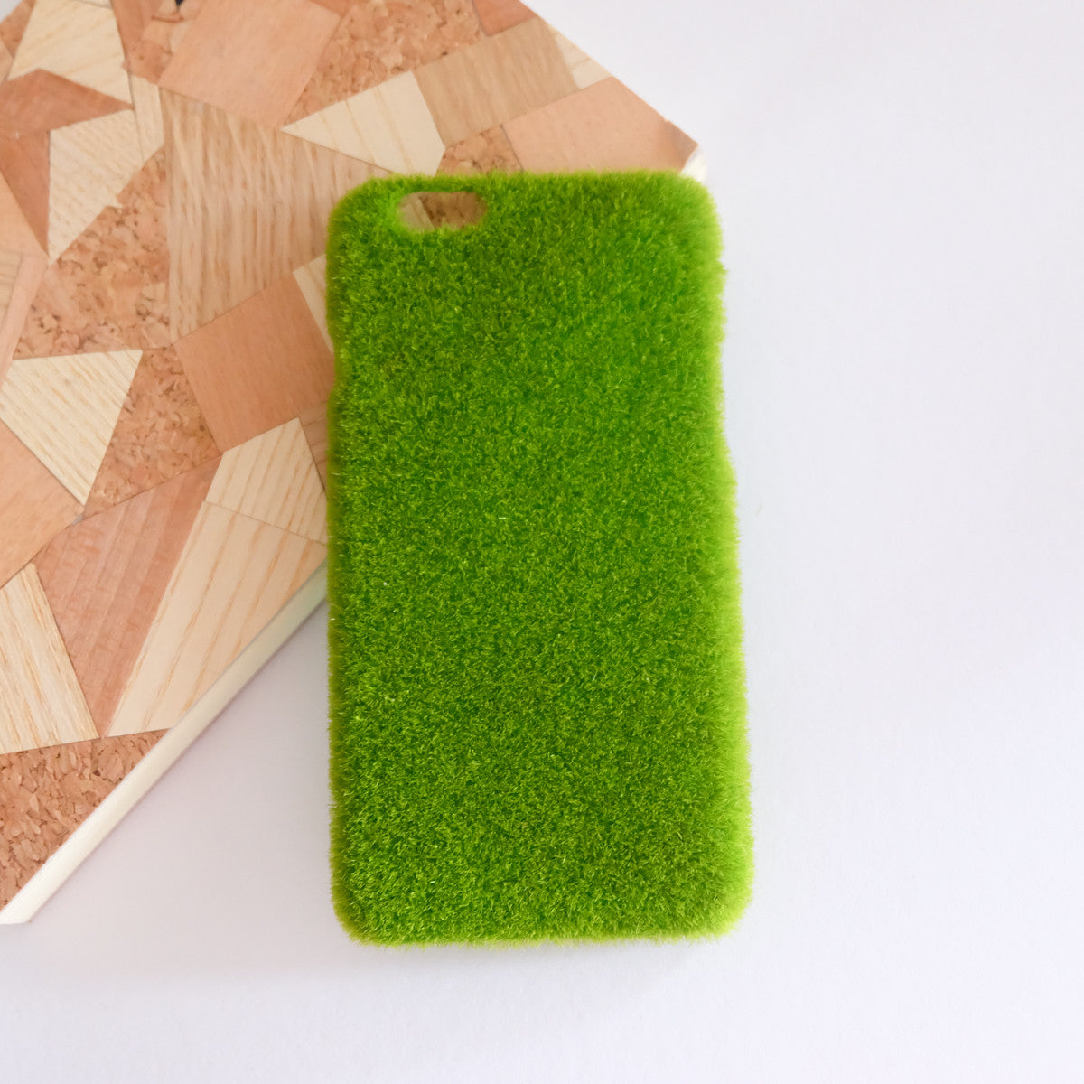 [Restocked] Faux Grass iPhone Case