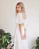 [Restocked] Tobi Tie-Back Eyelet Dress in White