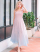[Restocked] Liliana Ombre Maxi Dress in Pink/Blue