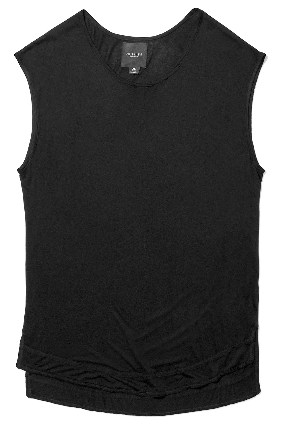 NOIR MUSCLE SHIRT