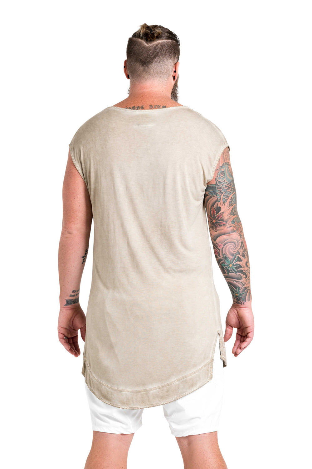 OLIVE OIL MUSCLE SHIRT