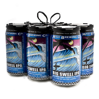 Maui Brewing Big Swell