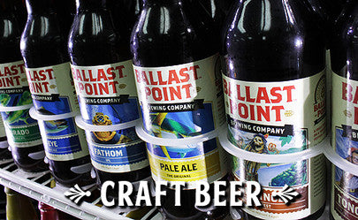We Specialize in Craft beer