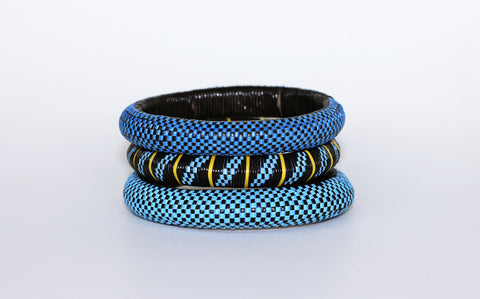 African Nomad Bangles