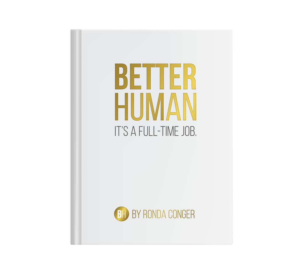 Better Human: It's a Full-Time Job Audiobook | Better Human