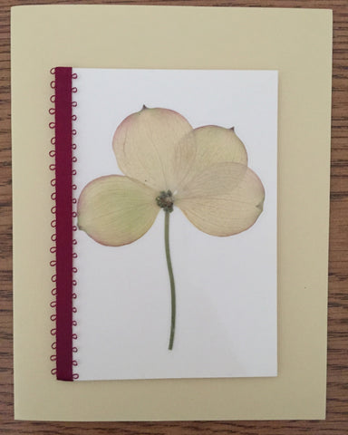 Pressed Flower Notecards