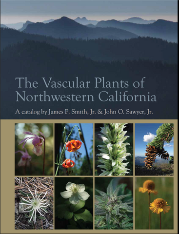 The Vascular Plants of Northwestern California