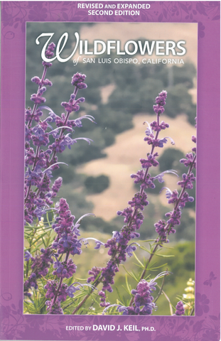 Wildflowers of San Luis Obispo, California 2nd Edition