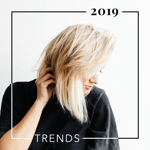 Laced 2019 Hair Trends
