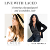 Live with Laced: Lacy Goes Live with Wendy Iles