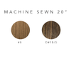 Back In Stock: Machine Sewn Wefts & I-Tip