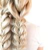 Two Minute Tuesday: Bubble Braid Pigtails