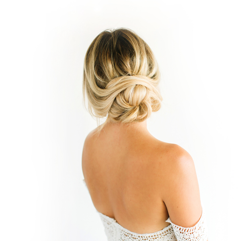 Two Minute Tuesday: Bridal Updo