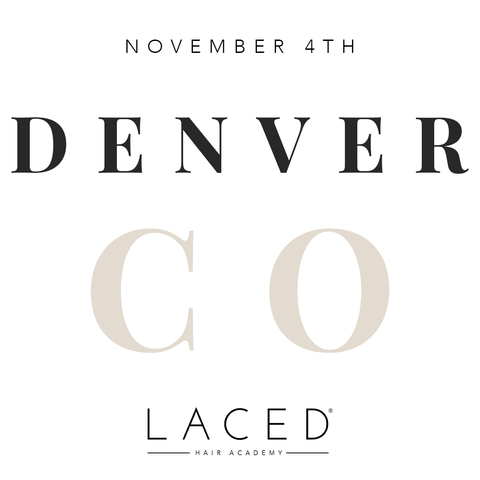 Laced Hair Academy: Denver