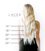 Laced Hair Length Options