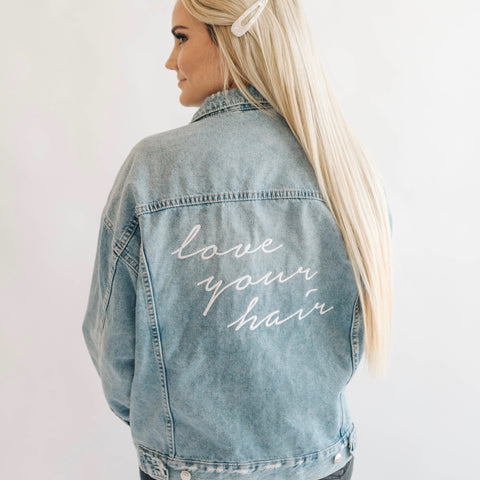 The Perfect Summer Denim Jacket
