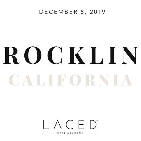Laced Hair Academy: Rocklin, CA
