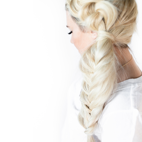 Two Minute Tuesday: Side French Braid