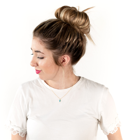 Two Minute Tuesday: Top Knot