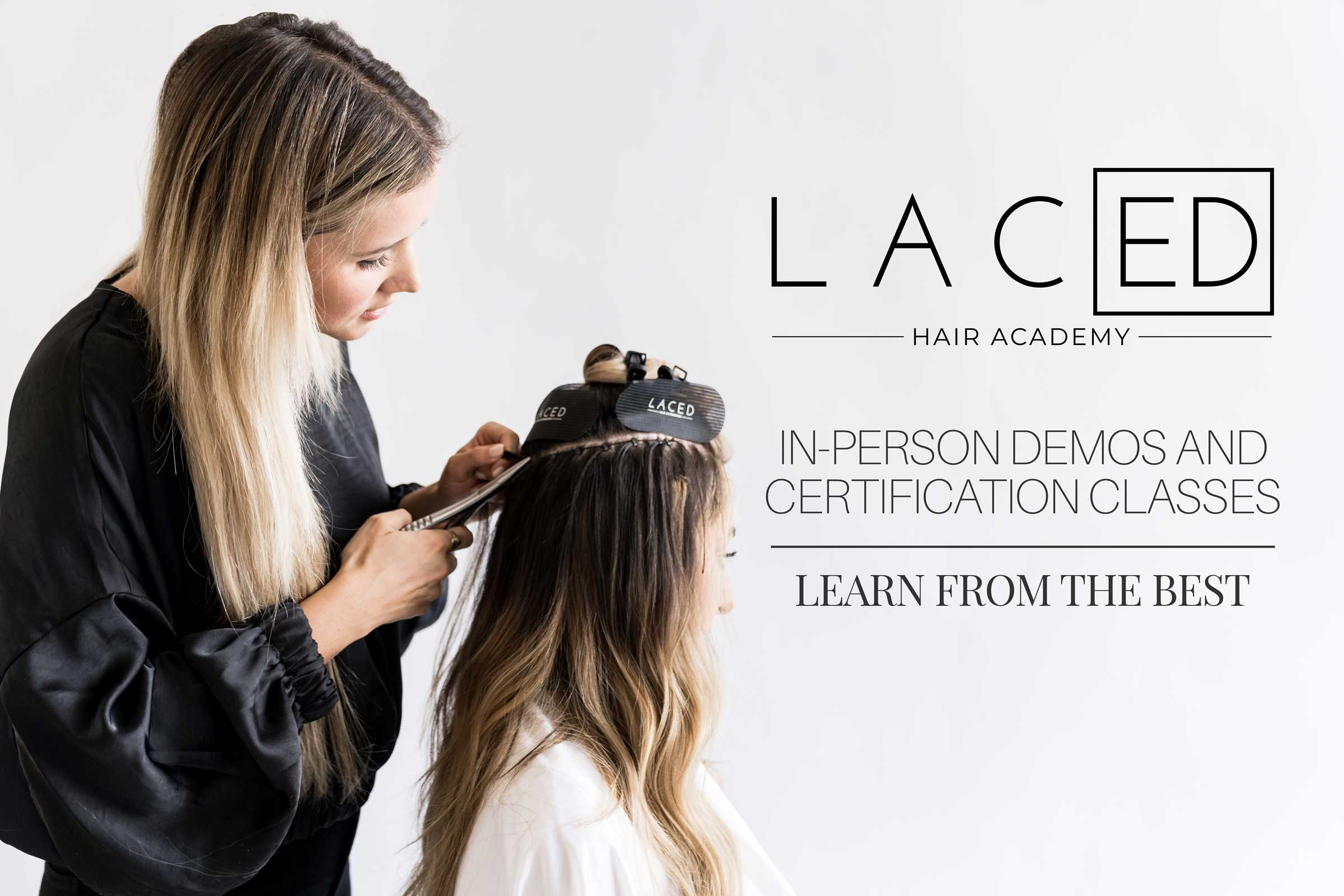 Laced Academy   Find An In-Person Class Near You
