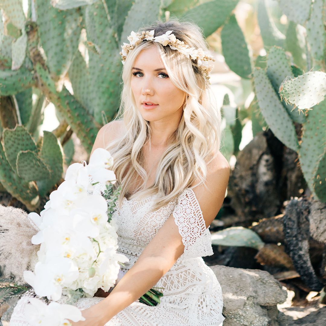 The Perfect Wedding Day Hair Inspiration