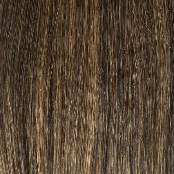 Laced Hair Hand Tied Weft Extensions Dimensional #1B/5