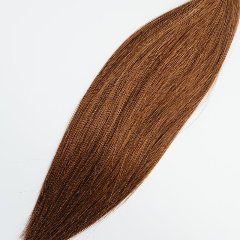 Laced Hair Machine Sewn Weft Extensions #33 (Copper Penny)