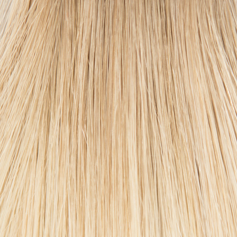 Laced Hair Keratin Bond Extensions Rooted #8/16/22 (Rooted Buttercream)