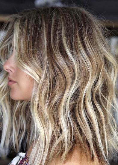 Beachwashed X Laced Hair Hand Tied Weft Extensions - Sand