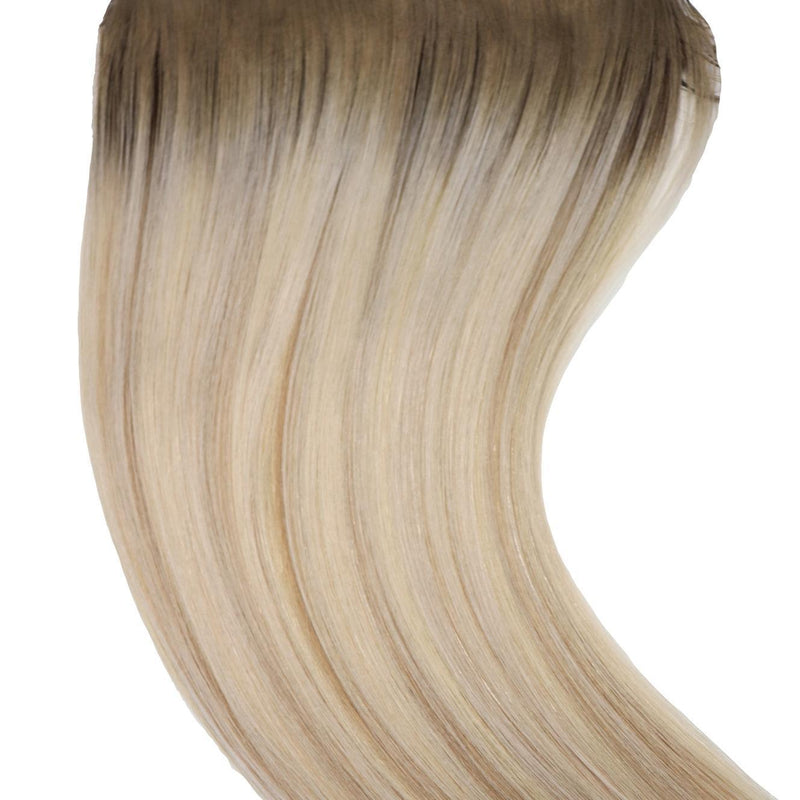 Beachwashed X Laced Hair Hand Tied Weft Extensions - Surf