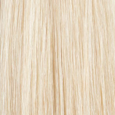 Laced Hair Hand Tied Weft Extensions #60 (Platinum)