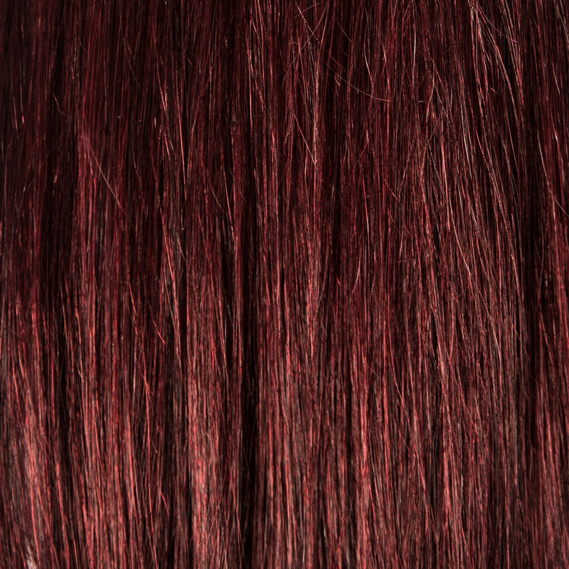 Clip-In - Laced Hair Clip-In Extensions #99J (Red Red Wine)