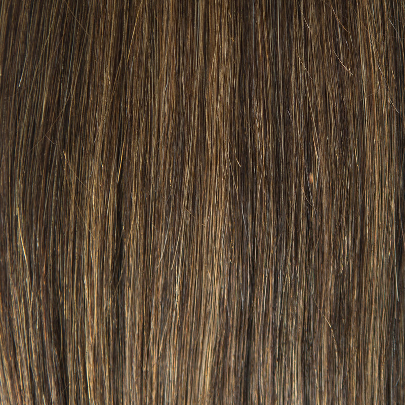Laced Hair Machine Sewn Weft Extensions Dimensional #1B/5