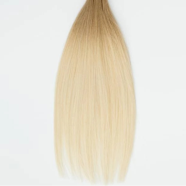 Hand_Tied_Halfsies - Halfsies Hand Tied Weft Extensions Rooted #8/60
