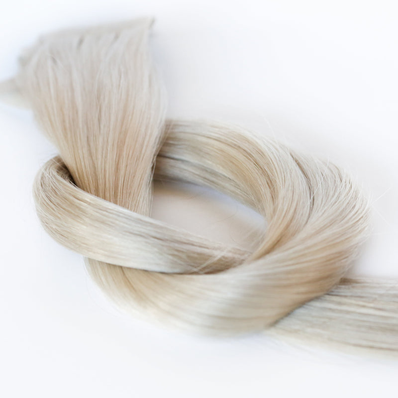 Hand_Tied_Weft - Laced Hair Hand Tied Weft Extensions #32 (Ice)