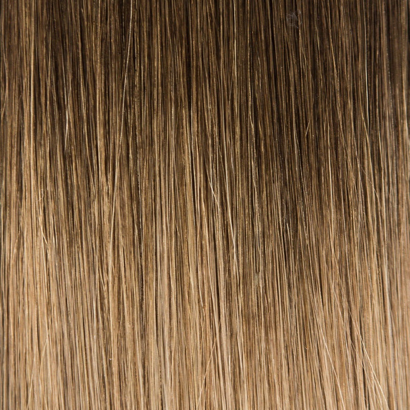 I-Tip - Laced Hair I-Tip Extensions Ombré #3/8 (Spiced Cider)