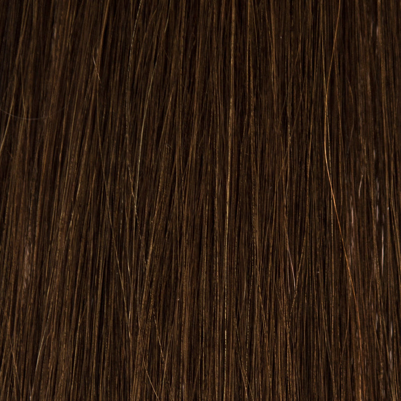 Keratin - Laced Hair Keratin Bond Extensions #2 (Chocolate)