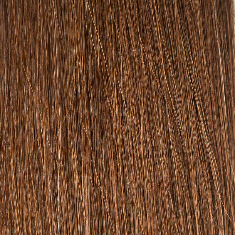 Keratin - Laced Hair Keratin Bond Extensions #33 (Copper Penny)