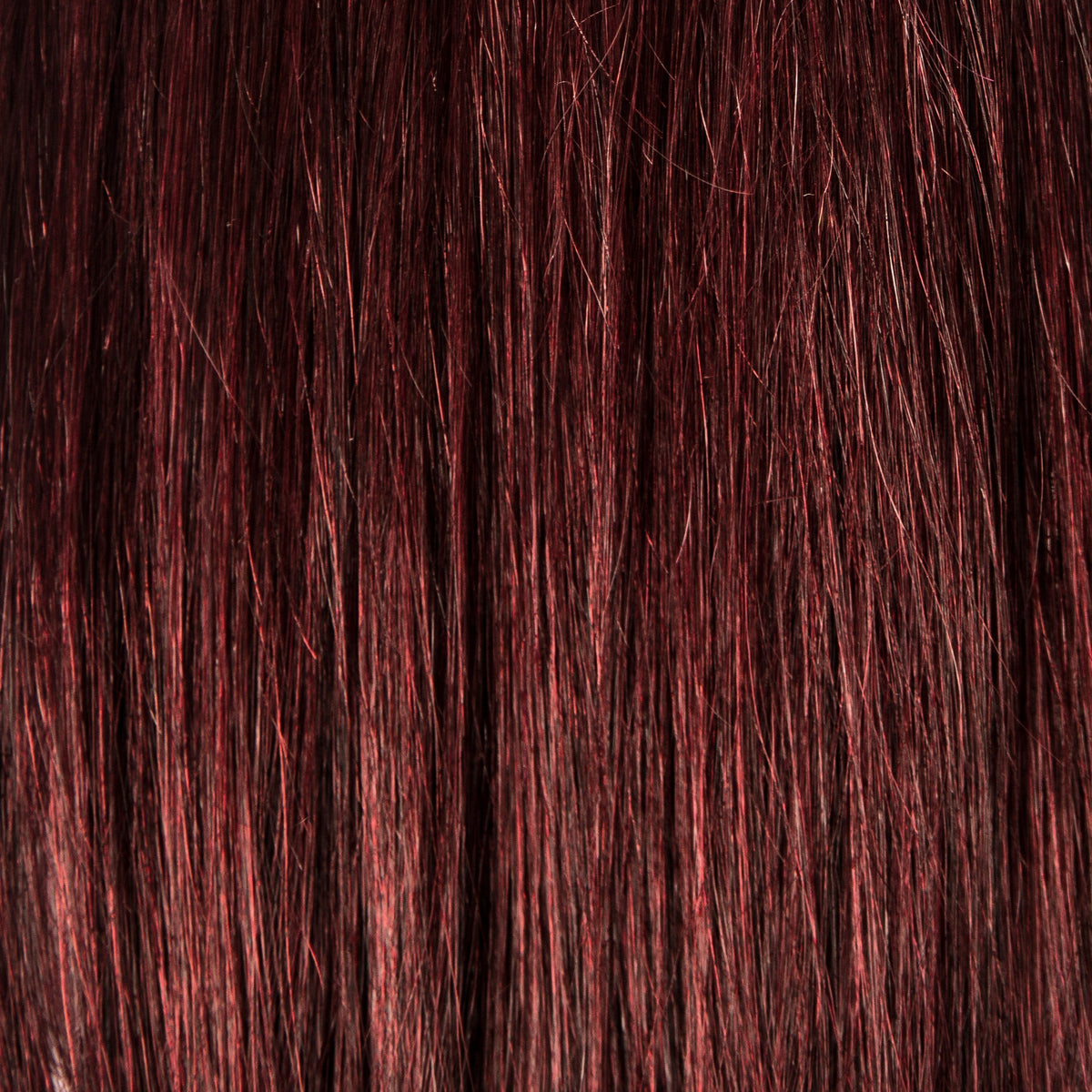 Keratin - Laced Hair Keratin Bond Extensions #99J (Red Red Wine)