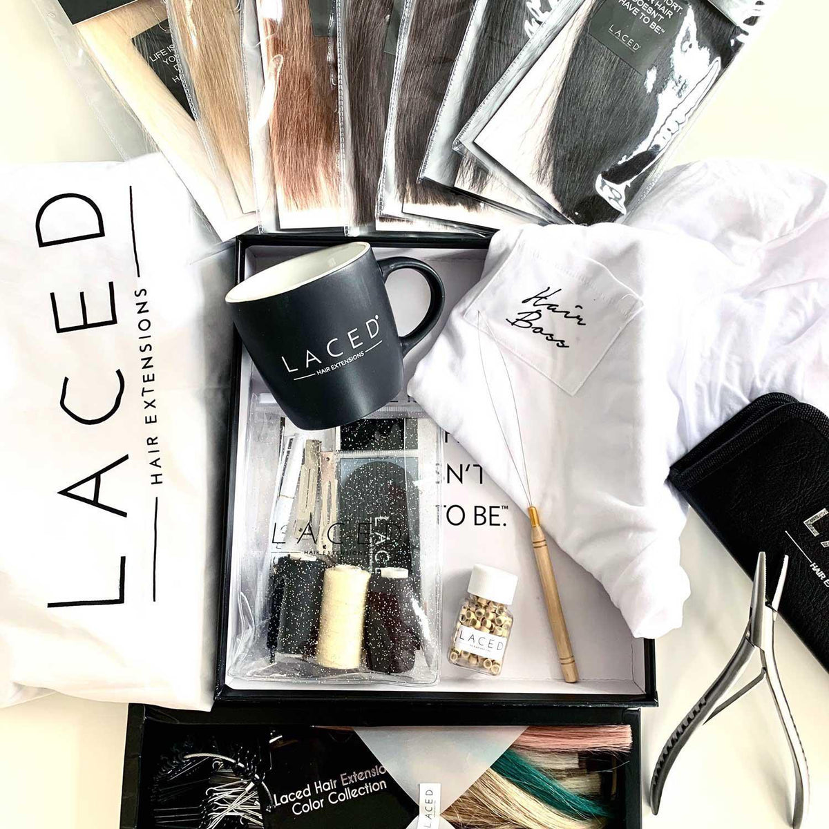 Laced Hair Academy Deluxe Refresher Kit