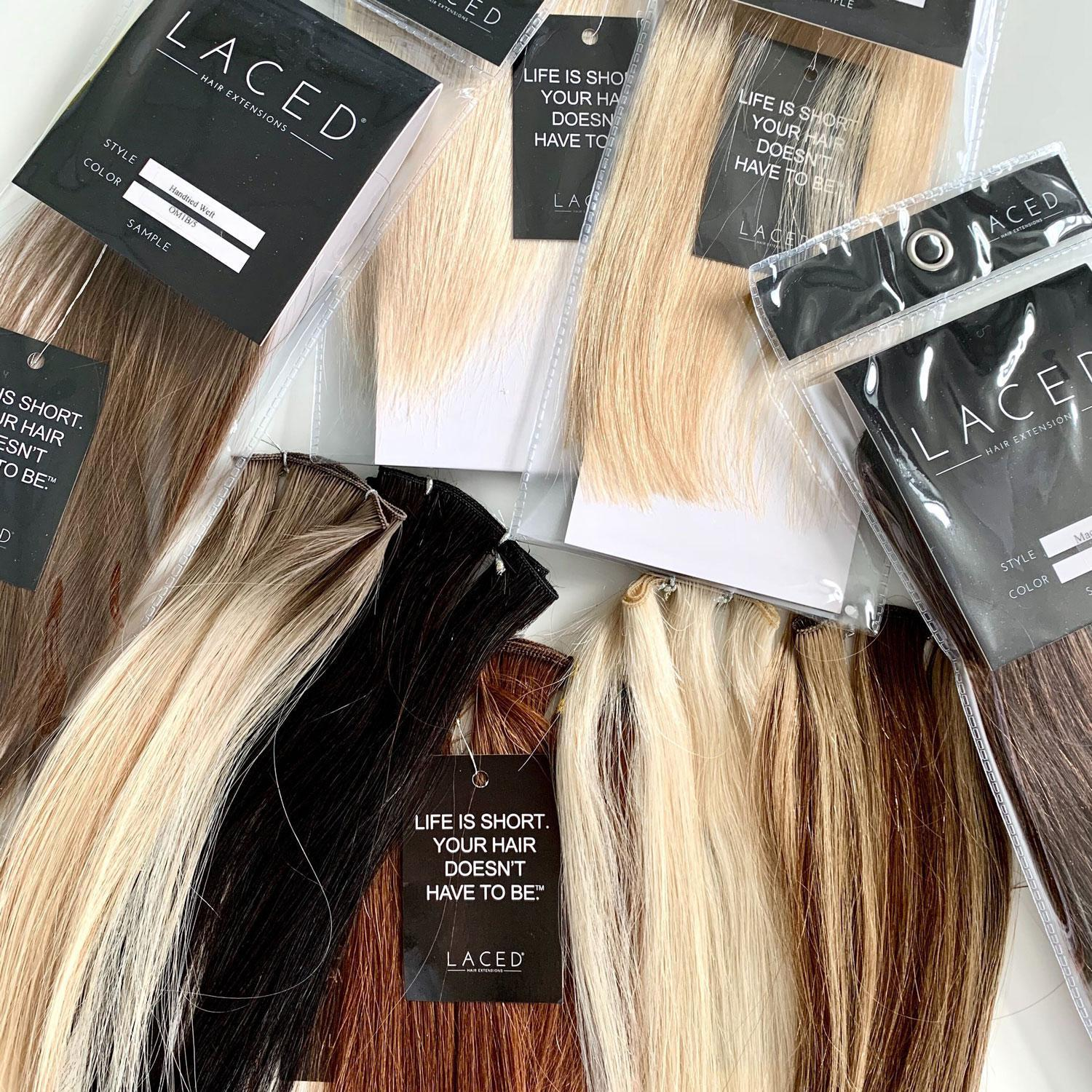 Laced Hair Academy Practice Hair Kit