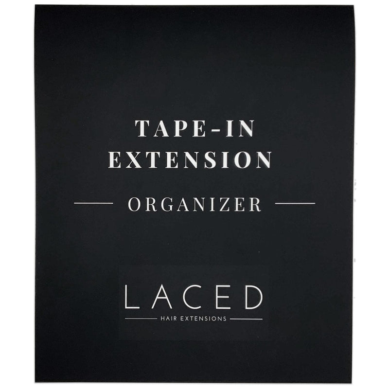 Laced Hair Tape-In Extension Organizer