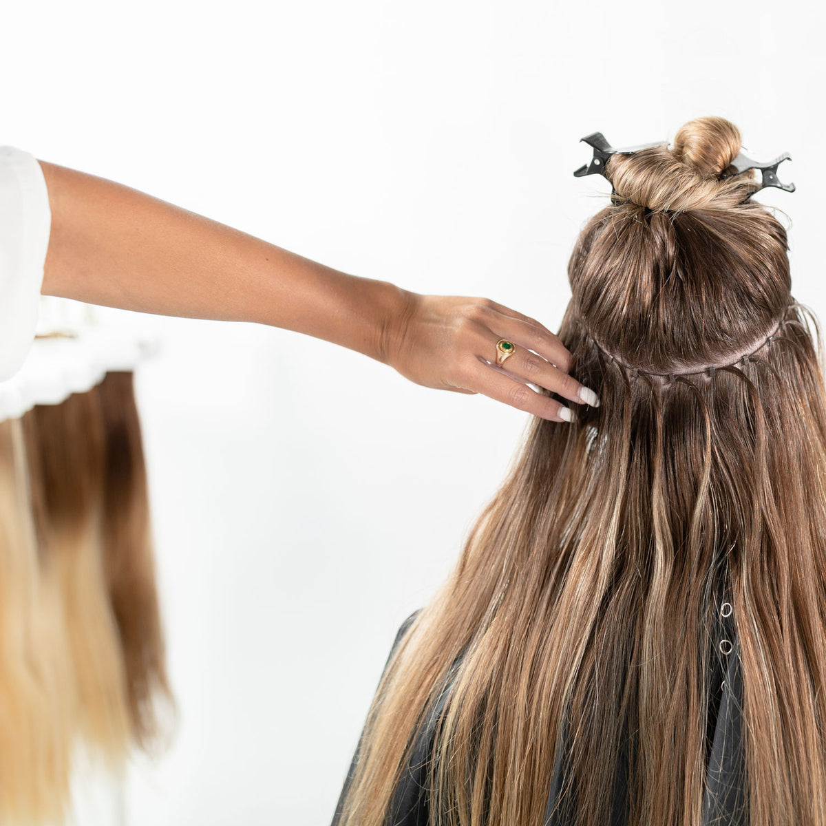 Laced Hair Beaded Weft Extension Training Course (Salem, NH)