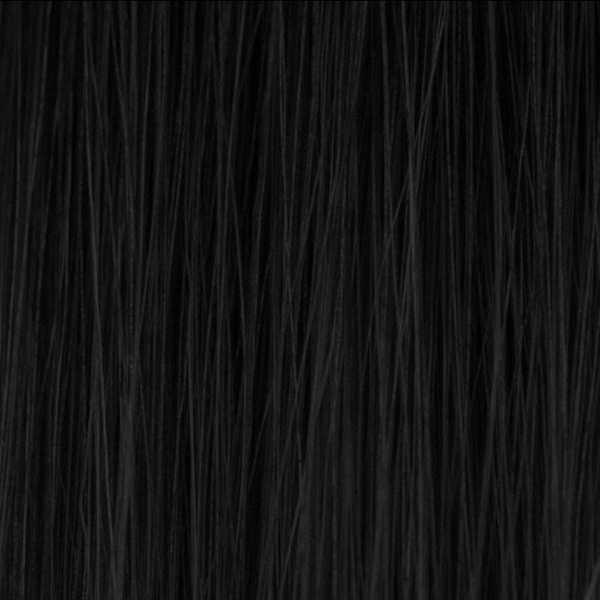 Machine_Sewn_Weft - Laced Hair Machine Sewn Weft Extensions #1 (Black Noir)