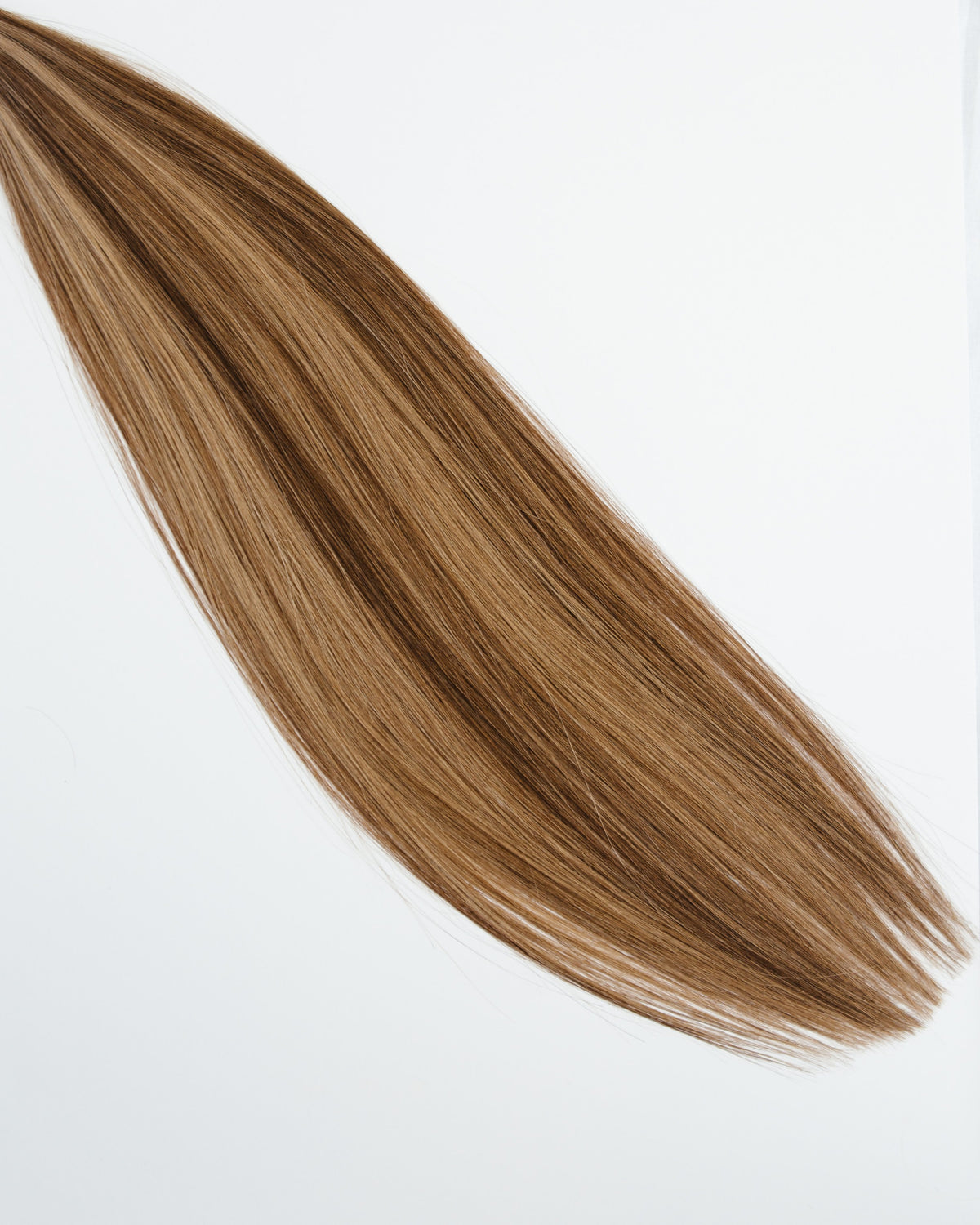 Machine_Sewn_Weft - Laced Hair Machine Sewn Weft Extensions Dimensional #4/8 (Cappuccino)