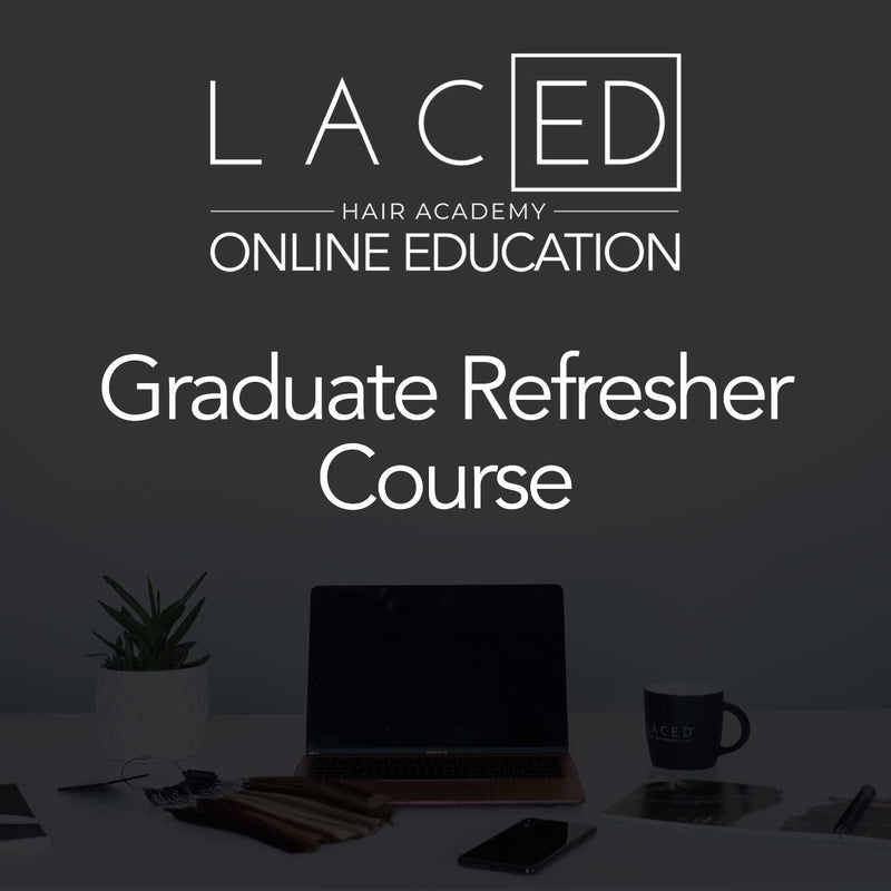 Online_Certification_Course - Laced Graduate Online Refresher