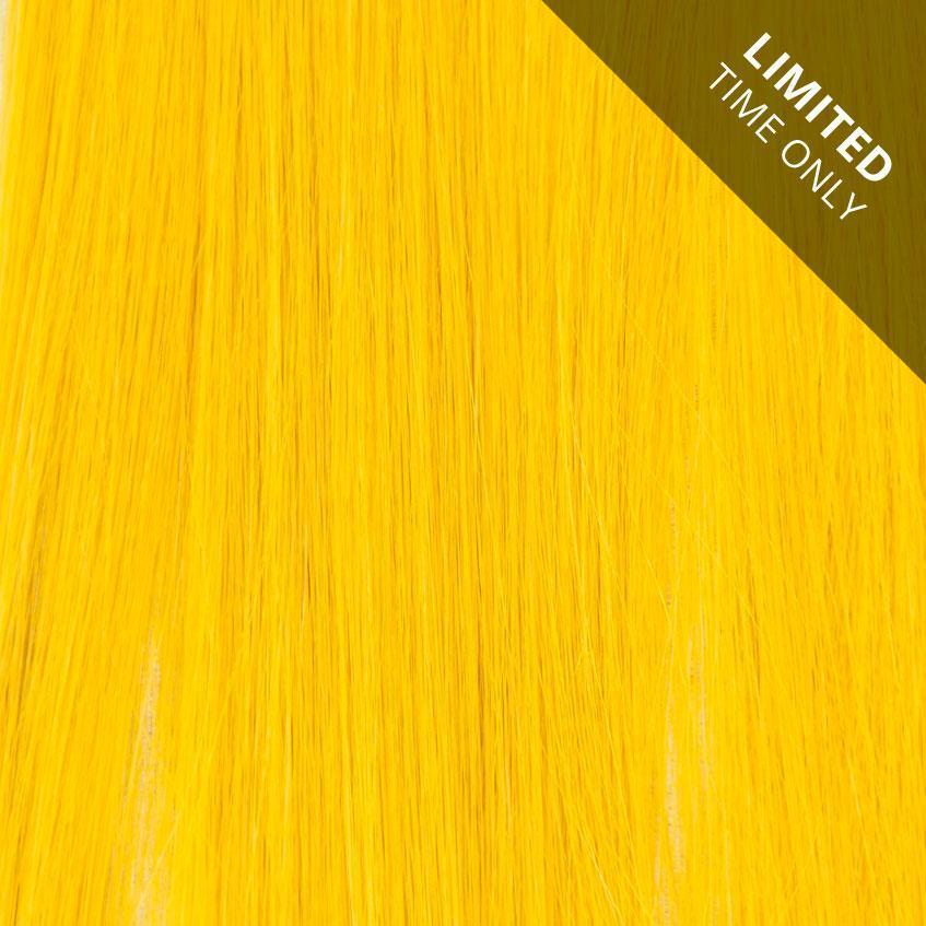 Tape-In - Laced Hair Tape-In Extensions Neon Gold
