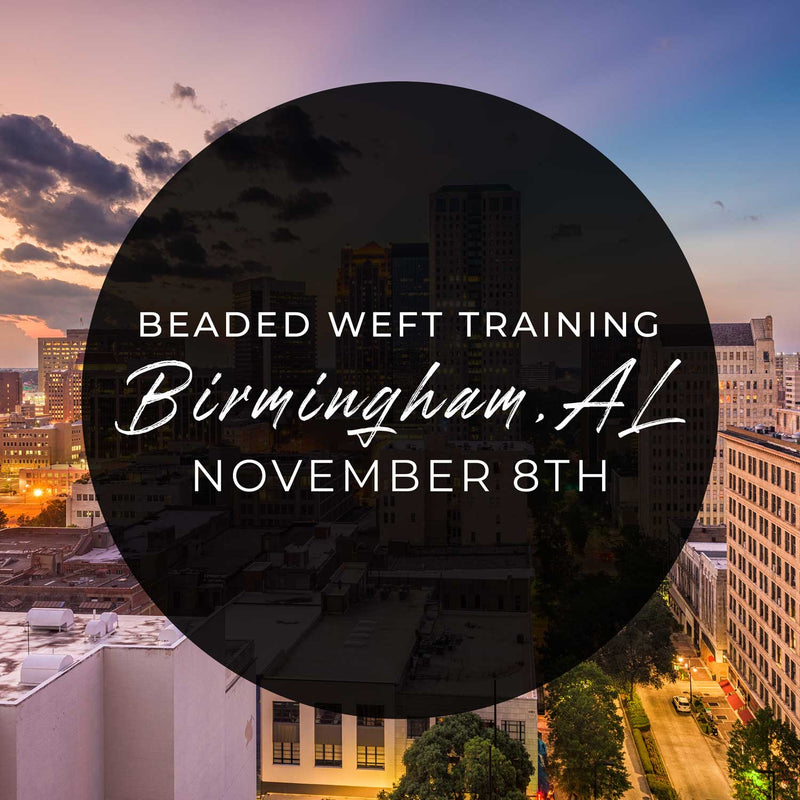 Ticket - Laced Hair Beaded Weft Extension Training Course (Birmingham, AL)