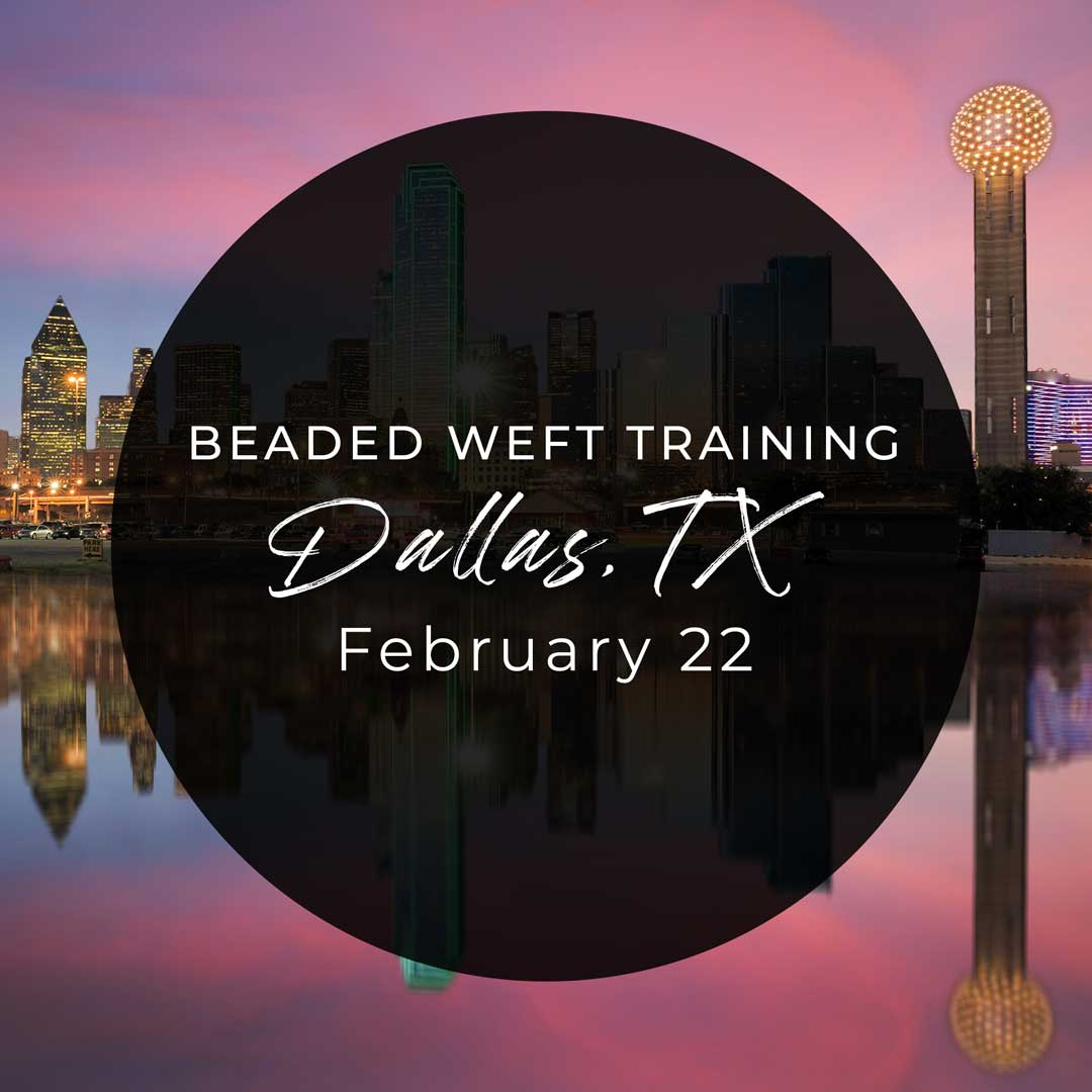 Ticket - Laced Hair Beaded Weft Extension Training Course (Dallas, TX)